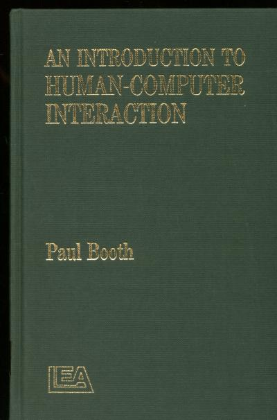 An Introduction to Human Computer Interaction