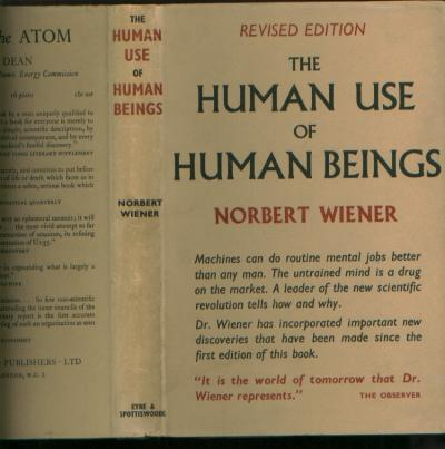 Human Use Human Beings, revised edition 1954, Cy