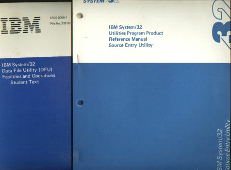ibm system 32 data file utility dfu facilites and operations rh oldcomputerbooks com ibm system x3200 m3 manual ibm system management port