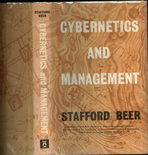 Cybernetics and Management. Stafford Beer.