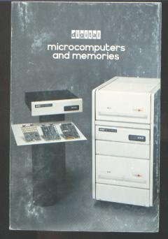 Microcomputers and Memories, DIGITAL DEC, Handbook series PDP-11 etc. DEC Digital equipment corporation.