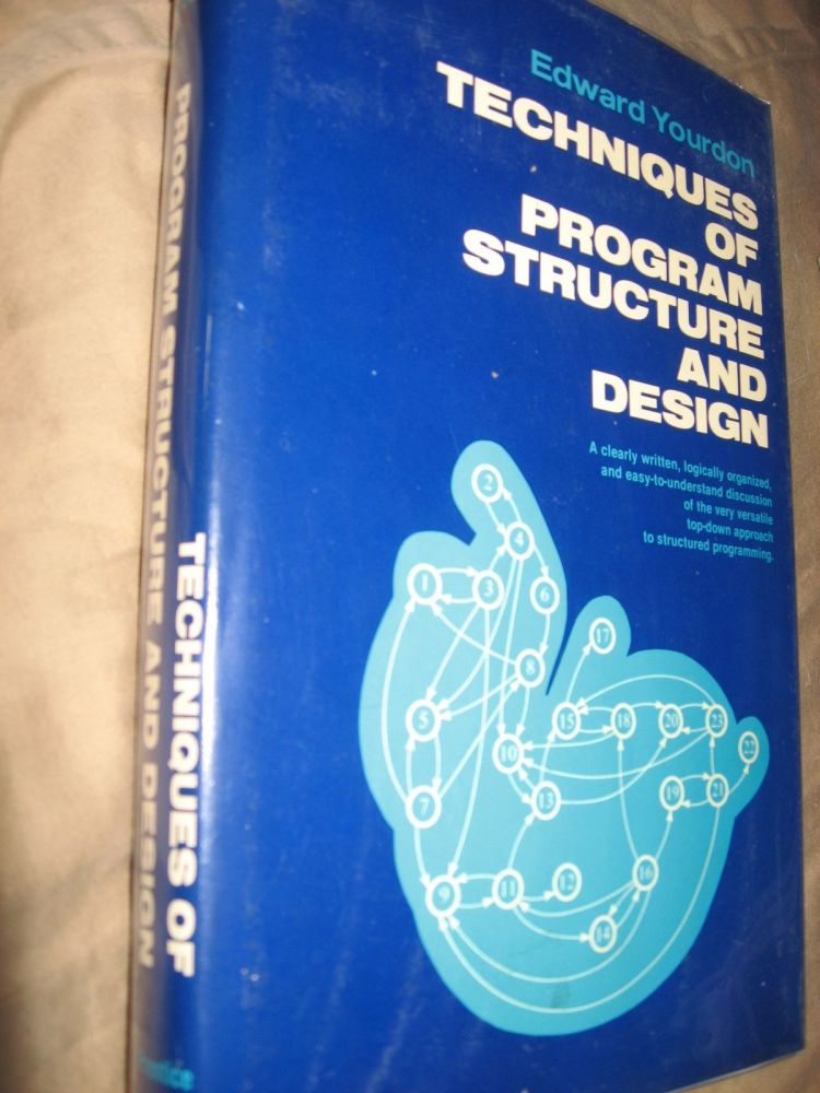 Techniques of Program Structure and Design. Edward Yourdon.