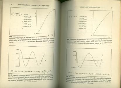 APPROXIMATIONS FOR DIGITAL COMPUTERS research study by the RAND Corporation. Cecil Hastings, Jeanne T. Hayward, James P. Wong Jr.
