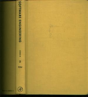 Software Engineering, Proceedings of the Third Symposium on Computer and Information Sciences volume 2, 1969. Julius T. Tou, COINS Computer, Information Sciences.