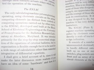 Calculating Machines; and, Calculating Instruments and Machines; volume 6 Charles Babbage Institute Reprint Series for the History of Computing