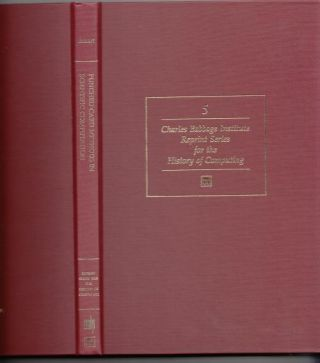 Punched Card Methods in Scientific Computation, volume 5 in the Charles Babbage Institute Reprint...