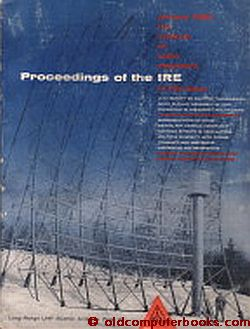 Proceedings of the IRE January 1960 Volume 48, Number 1; Noise; Wescon. IRE Institute of Radio Engineers.