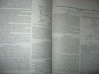 Proceedings at the Radiolocation Convention March-May 1946; Vol. 93 part IIIA. No. 3 Radiolocation, of the Journal