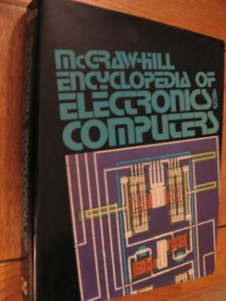 Encyclopedia of Electronics and Computers, McGraw-Hill. Sybil Parker.