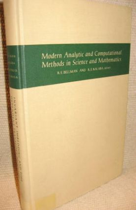 Invariant Imbedding and Time Dependent Transport Processes ; Modern Analytic and Computational Methods in Science and Mathematics. Richard Bellman, R E. Kalaba.