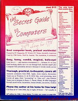 The Secret Guide to Computers -- 24th Edition for 1998. Russ Walter