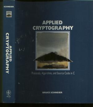 Applied Cryptography -- Protocols, Algorithms, and Source Code in C