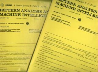 IEEE Transactions on Pattern Analysis and Machine Intelligence 1987, January and March issues;...