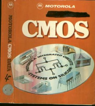 CMOS Data book 1978. Motorola.