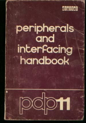 Peripherals and Interfacing Handbook, PDP-11. Digital / DEC.