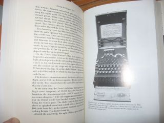 Seizing the Enigma -- the race to break the German U-boat Codes, 1939-1943