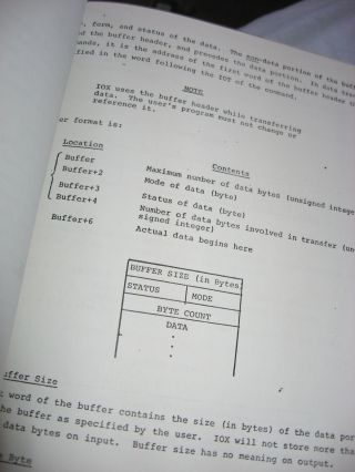 PDP-11 Paper Tape Software Programming Handbook (apparent mid-1970's xerox copy of the manual)