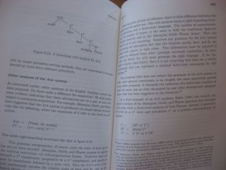 The Acquisition of Syntactic Knowledge