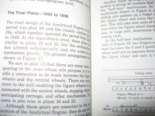 The Evolution of Babbage's Calculating Engine, in, Annals of the History of Computing, volume 9 number 2, 1987