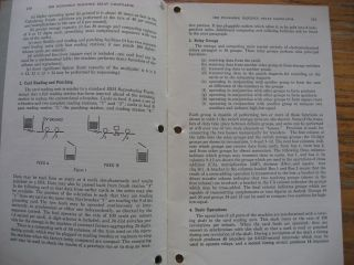 The IBM Pluggable Sequence Relay Calculator, reprint from Mathematical Tables and Other Aids to Computation, III, Number 23, July, 1948