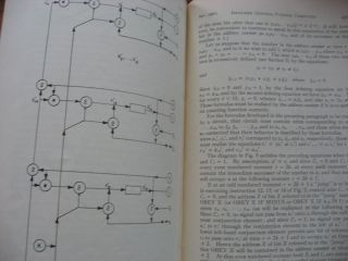 The Logical Design of an Idealized General-Purpose Computer, reprinted from Journal of the Franklin Institute, vol. 261, no. 3, March and No. 4, April, 1956