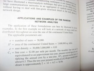 Packet Switching, tomorrow's communications today (1982)