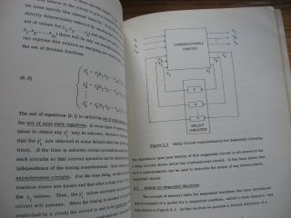 Switching Theory and Logical Design of Automatic Digital Computer Circuits; June 1961, IBM Research journal Report RC-473