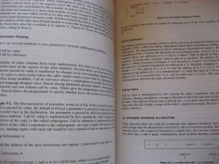 Compiler Design and Construction tools and techniques with C and Pascal, uses UNIX tools, second edition