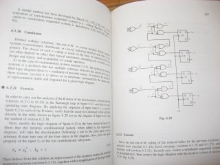 Analysis and Synthesis of Logic Systems