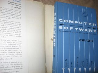 Computer Software -- programming systems for digital computers 1965, assemblers, subroutines etc.