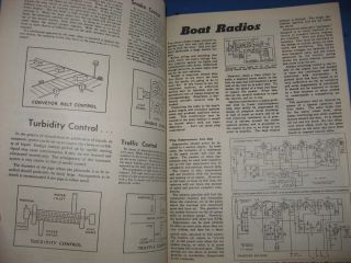 150 Radio - Television Picture Patterns and Diagrams Explained, 1954