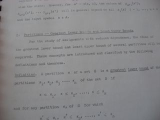 An Introduction to the Theory of Finite State Machines, Monograph No. 12, Discrete System Concepts Project, 28 June 1965