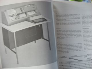 Reference Manual IBM 29 Card Punch