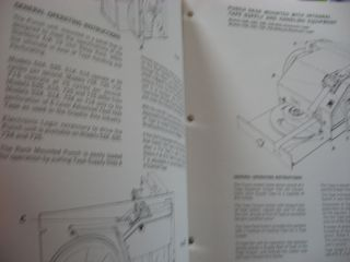 2 items, Tape Punches and Readers Installation and Operating Instructions (manual) AND sales brochure