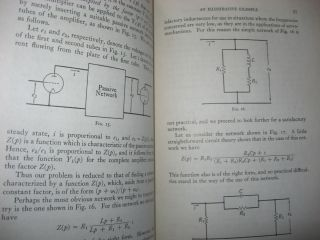 Fundamental Theory of Servomechanisms (title on spine says only, Servomechanisms) First Edition 1945