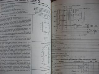 Advanced Micro Devices -- 2 data books - The AM2900 Family Data book AND Schottky and Low-power Schottky Data book